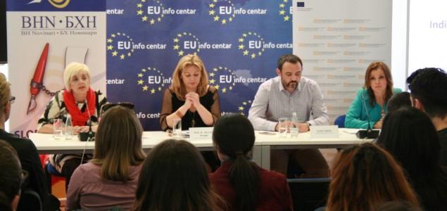U Sarajevu predstavljen Nacionalni izvještaj o medijskim slobodama podržan od EU