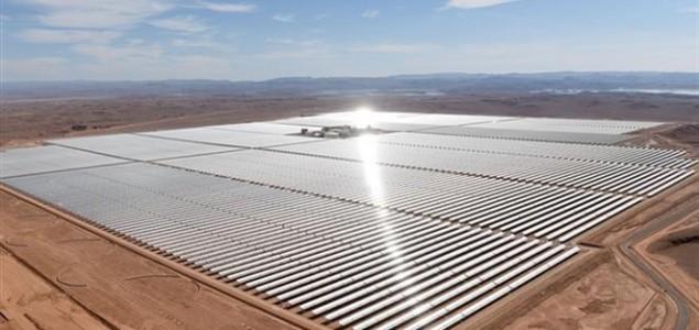 Maroko gradi jednu od najvećih solarnih elektrana