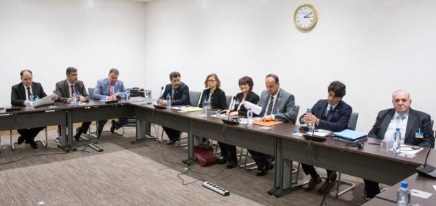 Bez sporazuma na vidiku i na kraju pete runde sirijskih pregovora