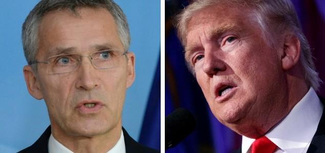 Trump na sastanku sa Stoltenbergom: NATO više nije prevaziđen