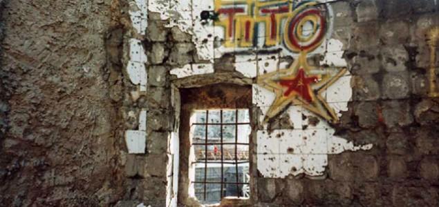 Grafiti i Titovaže