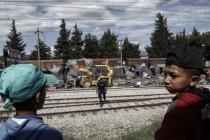 Zlostavljanje izbegličke dece