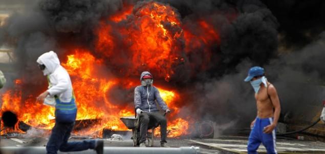 Najavljeni novi protesti protiv Madurove vladavine