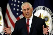 Tilerson: Odnosi sa Rusijom najniži od Hladnog rata