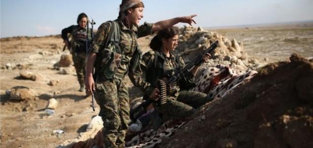 Washington ponovo naoružava kurdske borce u Siriji, Turska negoduje
