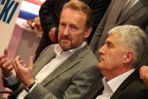 Naša stranka: SDA i HDZ žele dvije države pod jednim krovom