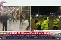 Mogući teroristički napad u Mančester areni, najmanje 22 mrtvih