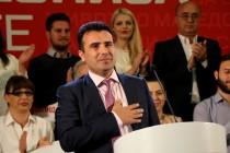Sobranje bira novu Vladu Makedonije