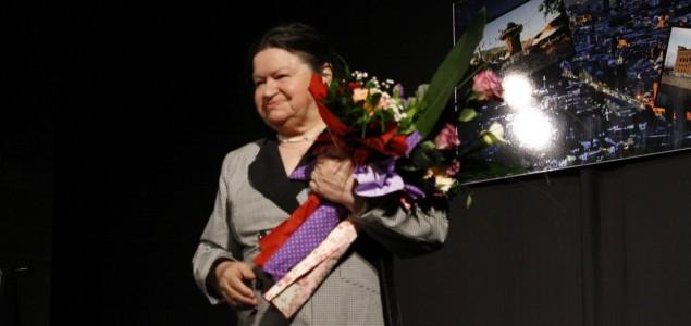 Glumica i nekadašnja direktorica NPM-a Hadžija Hadžibajramović  proslavila 50 godina umjetničkog rada
