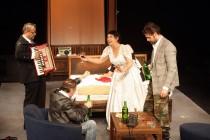 Kultna predstava 'U Zvorniku ja sam ostavio svoje srce', na sceni Kamernog teatra 55