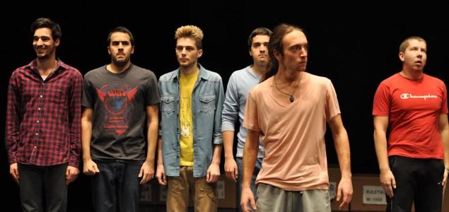 Pozorišni dokumentarac o muškosti ovdje i danas 'Muškarčine', na sceni Kamernog teatra 55