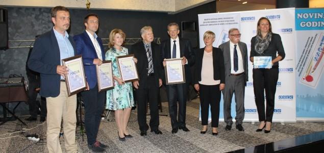 Novinari CIN-a proglašeni za novinare godine
