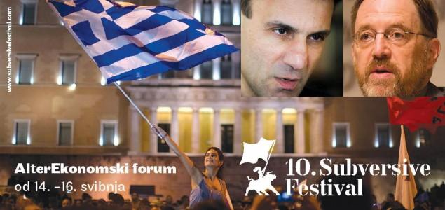 10. Subversive Forum i Međunarodna konferencija: Europska ljevica protiv novog svjetskog (ne)reda