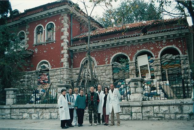 ratna bolnica