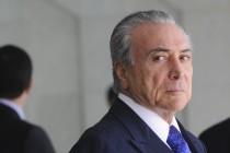 Odobreno ispitivanje predsednika Brazila Temera zbog korupcije