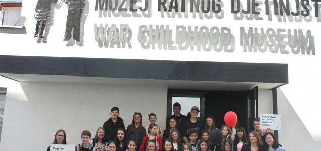 Muzej ratnog djetinjstva održao radionice za mostarske osnovce