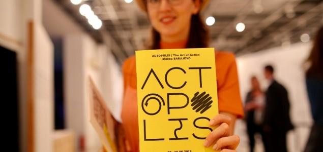"""U Sarajevu otvorena izložba radova projekta """"Actopolis – umjetnost djelovanja"""""""