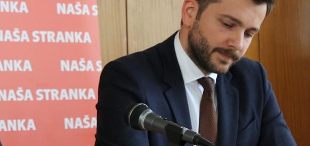 Zuhrić: Presuda Zukićevom vozaču potvrđuje da je SDA kriminalna organizacija