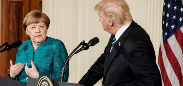 Tramp i tenzije u odnosima Njemačke i Amerike