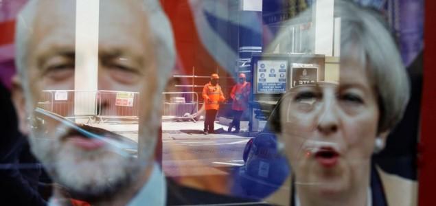 U Britaniji se održavaju parlamentarni izbori