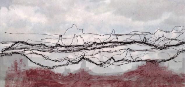 Umjetnost, politika i ostale priče, izložba Ive Simčić u Zvonu