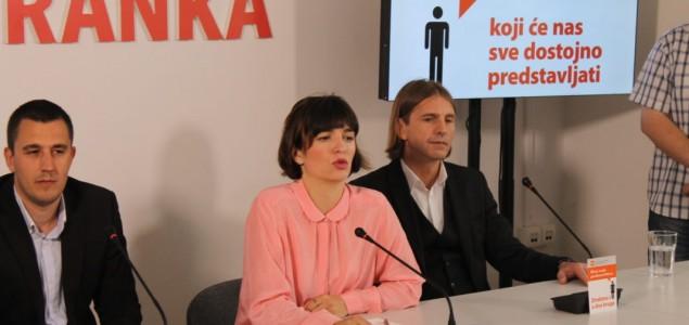 Naša stranka: Naši prijedlozi za Sarajevo i Mostar oslikavaju našu viziju cijele BiH