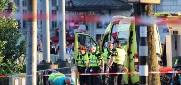 Amsterdam: Incident nema veze s terorizmom