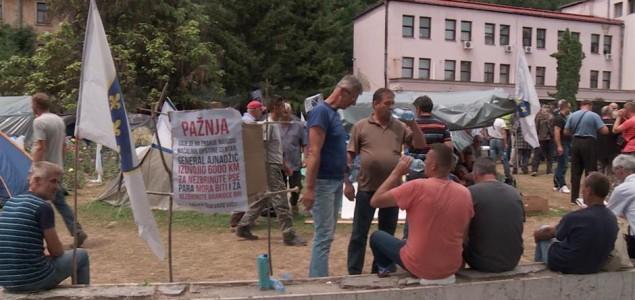Pitanje rješavanja problema demobilisanih boraca, jedina je tačka dnevnoga reda današnje sjednice Vlade Federacije BiH u Sarajevu.