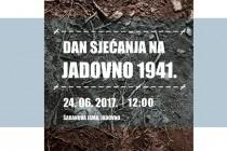 Dan sjećanja na Jadovno 1941.