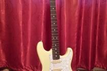 """Gitara """"QRich Stratocaster"""" stigla na jug"""