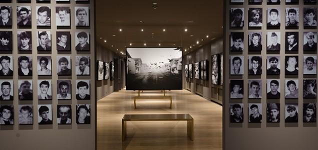 """Galerija 11/07/95 na takmičenju Museums in Short s video radom """"Srebrenica"""""""