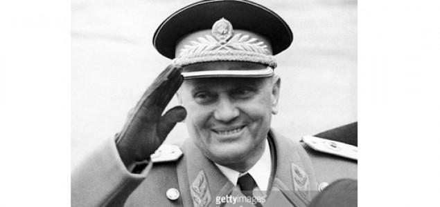 Josip Broz drugi put među Hrvatima