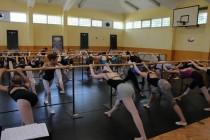 Počeo treći letnji kamp za umetničku igru u Vranju