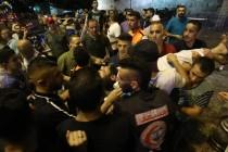Zapadna obala: Tokom protesta priveden 21 Palestinac