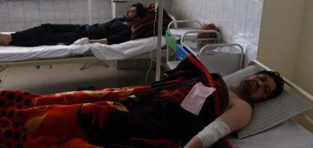 Kabul: U napadu poginule 24 osobe, više od 40 povrijeđenih