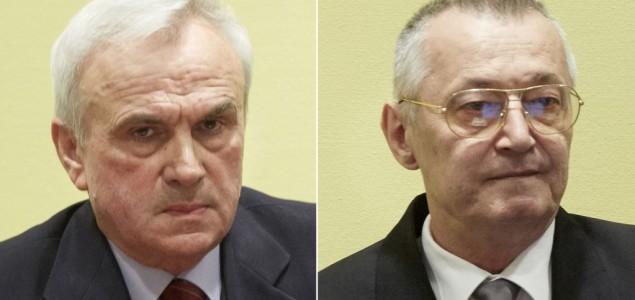 Presuda Stanišiću i Simatoviću u Hagu 30. juna