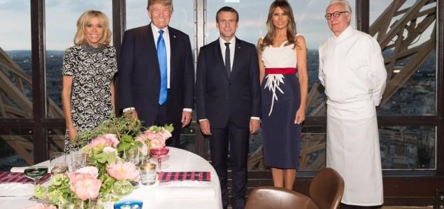 Makron i Tramp, Bastilja i Rusija