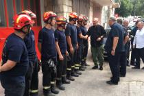 Prva procjena štete od požara u Hrvatskoj