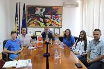 Zlatna medalja sa Hrvatskih svjetskih igara stigla u Tuzlu