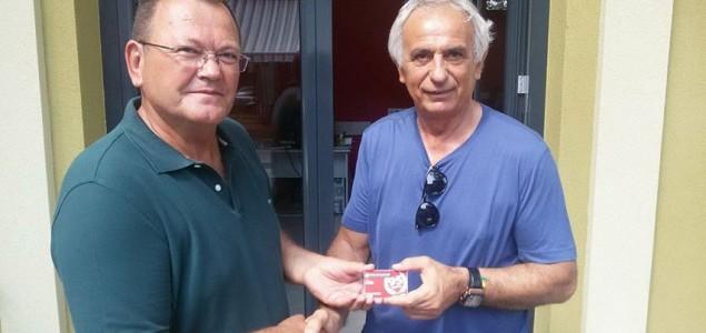 Vahid Halilhodžić donirao Veležu 10 hiljada eura
