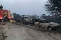 DALMACIJA GORI: U 24 sata ozlijeđeno 80 vatrogasaca, stotine se i dalje bore s vatrom