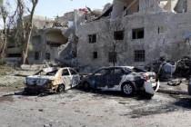 Damask: Devetoro mrtvih u samoubilačkom napadu