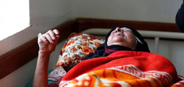 U Jemenu gladuje 14 miliona ljudi, smrtonosna epidemija kolere