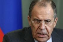 Lavrov: Povlačenje iz Sirije zavisi od situacije
