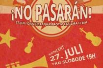 Obilježavanje 76. godišnjice ustanka naroda i narodnosti Bosne i Hercegovine