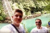 Muhamed Bikić: Volim vođu antifašista Josipa Broza Tita i sina Hamzu sam naučio da ga voli