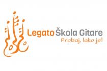 """UPIS U ŠKOLU GITARE """"LEGATO"""""""