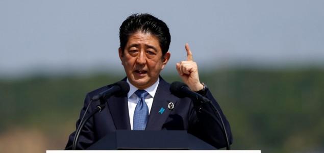 Japanski premijer: Učiniti sve da se zaustavi ispaljivanje rakete