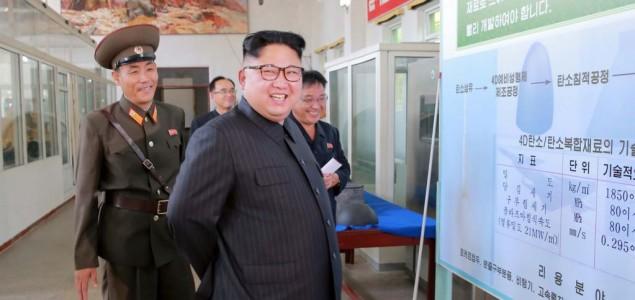 KCNA: Posljednji test Pyongyanga priprema za napad na Guam