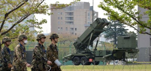 Japansko ministarstvo zatražilo rekordan budžet za raketnu odbranu